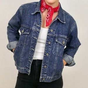 Vintage Jackets & Coats - Women's Vintage Denim Jean Jacket